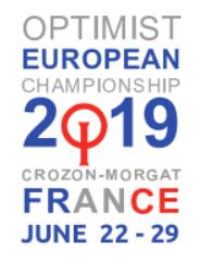 Championnat d'Europe à Crozon Morgat